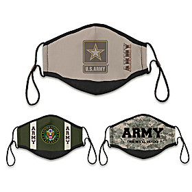 U.S. Army Cloth Face Covering Set
