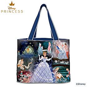 Disney Cinderella Dreamy Scenes Tote Bag