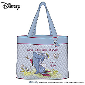 Disney Eeyore Tote Bag