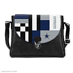 Snap Into The Game Dallas Cowboys Handbag