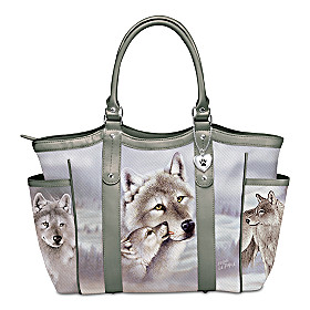 Guardians Of The Wild Tote Bag
