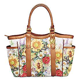 Sunflower Splendor Tote Bag