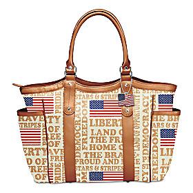 American Spirit Tote Bag