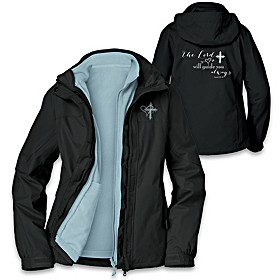 Trust In The Lord Women's Jacket