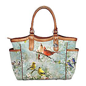 Songbird Serenade Tote Bag