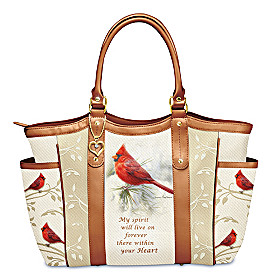 Messenger From Heaven Tote Bag