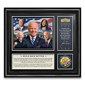 The 46th U.S. President Biden Wall Decor