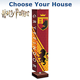 HOGWARTS House Floor Lamp