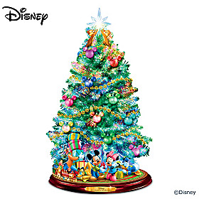 Disney The Magic Of The Holidays Christmas Tree