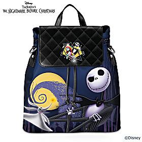 Disney Tim Burton's The Nightmare Before Christmas Backpack