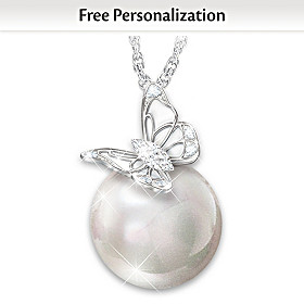 My Beautiful Daughter Personalized Pendant Necklace