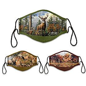 Forest Guardians Face Mask Set