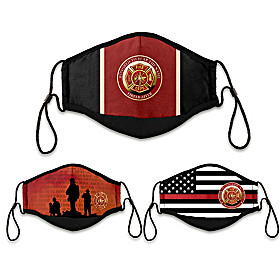 Firefighter Face Mask Set