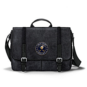 These Colors Don't Run Messenger Bag