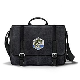 I'd Rather Be Fishing Messenger Bag