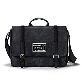 All Things Are Possible Messenger Bag