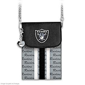 Las Vegas Raiders Handbag