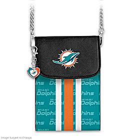 Miami Dolphins Handbag