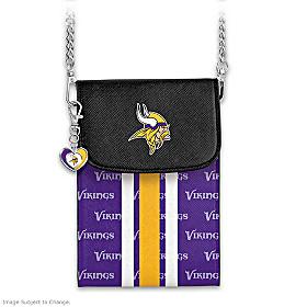 Minnesota Vikings Handbag