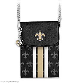 New Orleans Saints Handbag