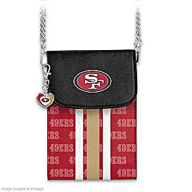 San Francisco 49ers Handbag