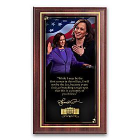 Madam Vice President Wall Decor