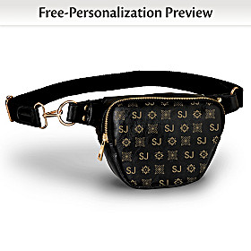 Just My Style Personalized Belt Bag