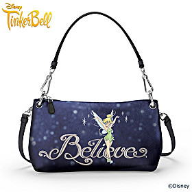 Disney Tinker Bell Believe Handbag