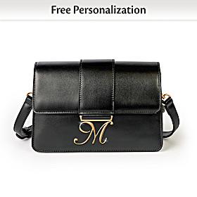 Initially You Personalized Handbag