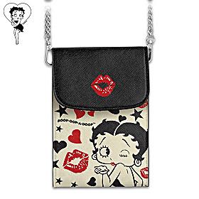 Betty Boop Kisses Handbag