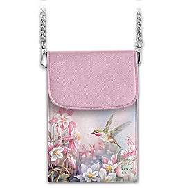 Floral Enchantment Handbag