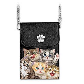 Cats With Purr-sonality Handbag