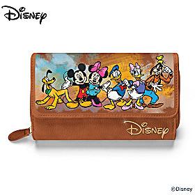 Disney Masterpiece Of Magic Wallet