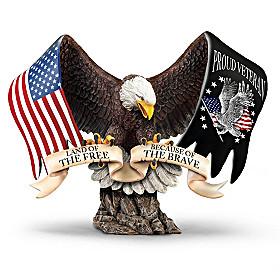 Proud Veteran Sculpture