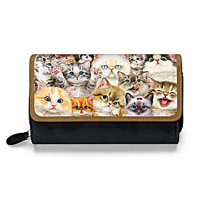 Cats With Purr-sonality Wallet
