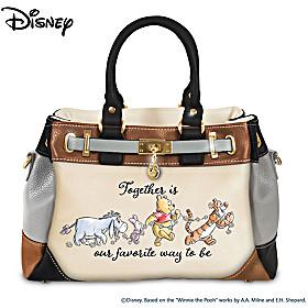 Disney's Winnie The Pooh Handbag