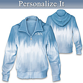 You're One Of A Kind Personalized Women's Hoodie