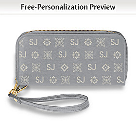 Just My Style Personalized Wallet