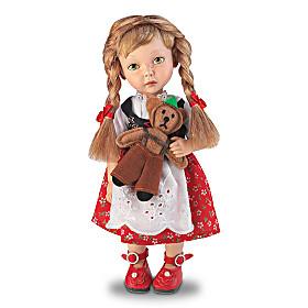 Heidi Child Doll