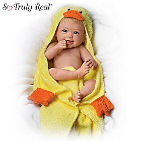 Rub-A-Dub-Dub Baby Doll