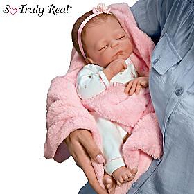 Cuddle Caitlyn Baby Doll