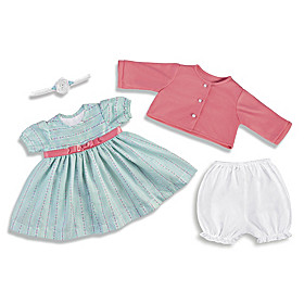 Sweet And Sunny Baby Doll Accessory Set