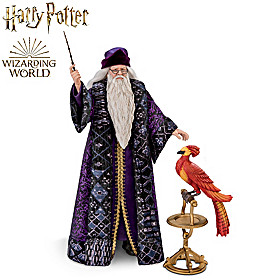 PROFESSOR DUMBLEDORE Ultimate Year Two Portrait Figure