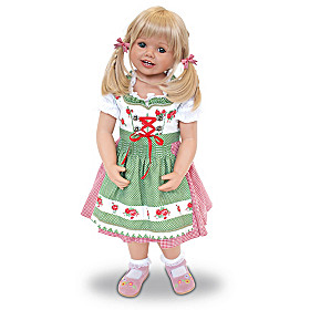 Louisa Child Doll