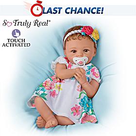 Presley RealTouch Vinyl Baby Doll