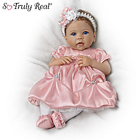 Pretty As A Princess Baby Doll