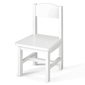 White Chair Doll Accessory