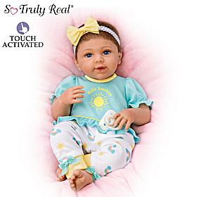 Hello Sunshine Baby Doll
