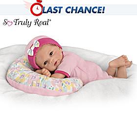Cuddle Cutie Baby Doll