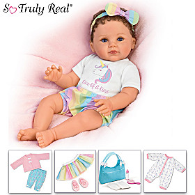 One-Of-A-Kind Katherine Baby Doll And 10-Piece Accessory Set
